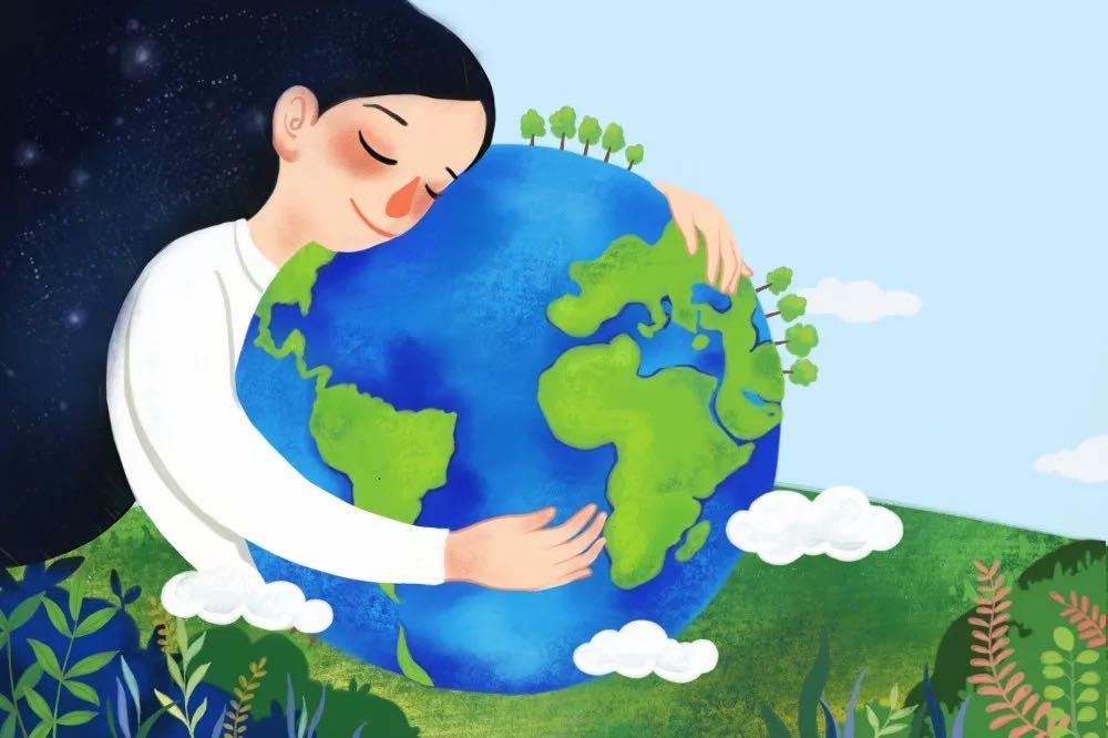 【4.22世界地球日】保护地球,从我做起