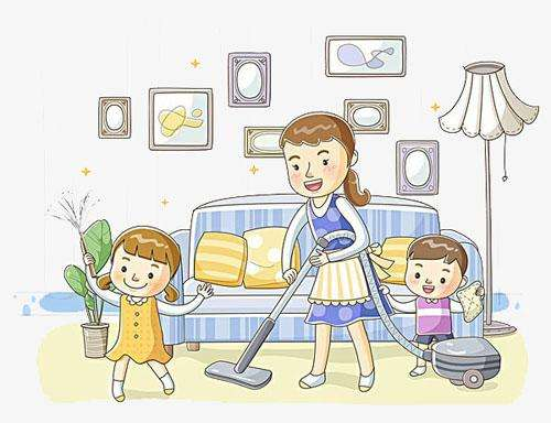 宅家宝典 | 小小家务・大大成就