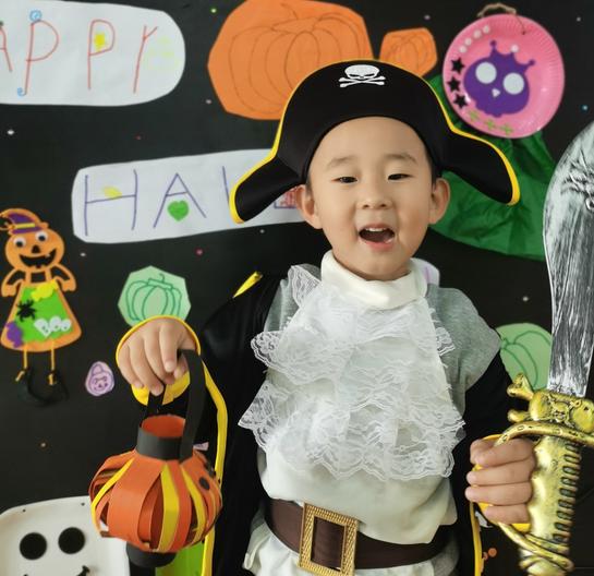 万圣节活动花絮 —— 【爱尼尔幼儿园】