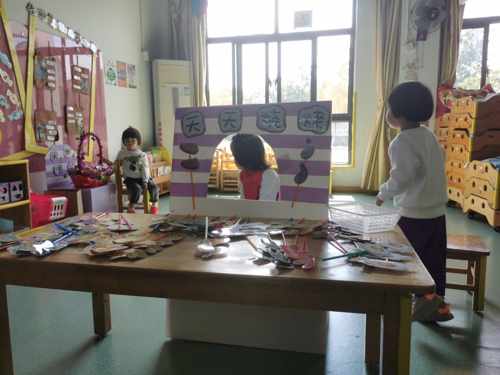爱尼尔托小班组环境展示