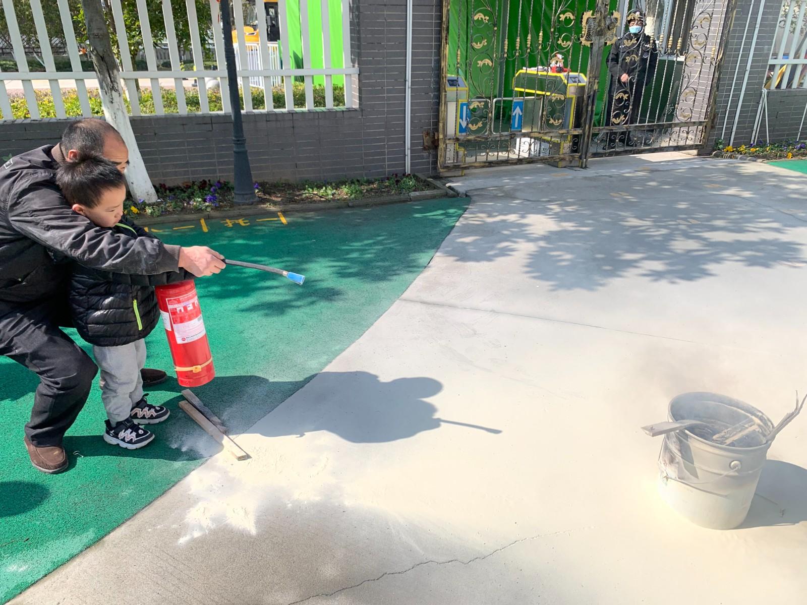 强化消防演练,筑牢安全防线——爱尼尔幼儿园消防安全演练活动